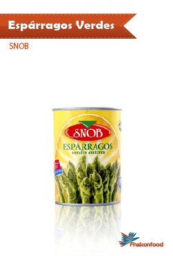 Esparragos Verdes Snob