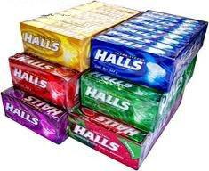Caramelo Halls Barra