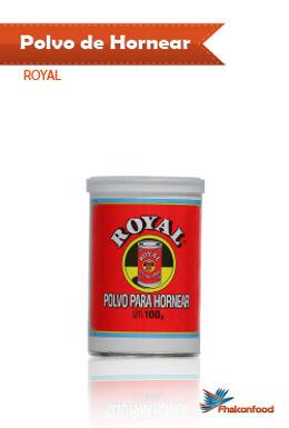 Polvo de Hornear Royal