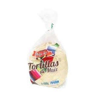 Tortilla de Maiz Sabor a la Mexicana