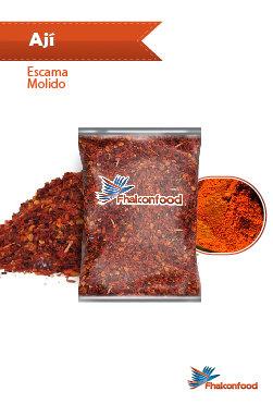 Aji en Polvo Importado Fhalconfood