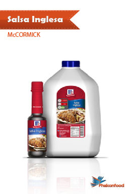 Salsa Inglesa McCormick