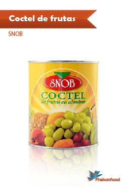 Cocktel de Frutas