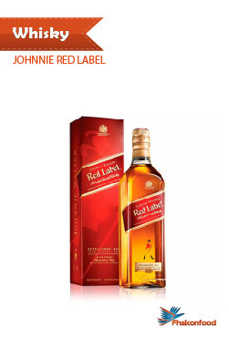 Whisky Johnnie Red Label