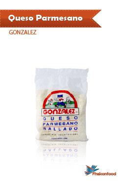 Queso Parmesano Gonzalez