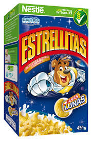 Cereal Nestle Estrellitas