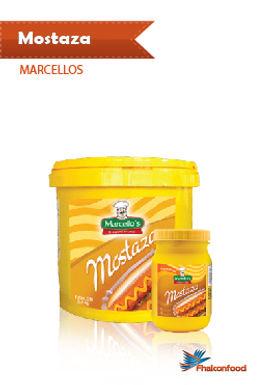 Mostaza Marcellos