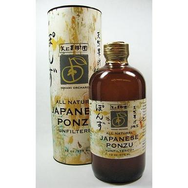 Vinagre Ponzu