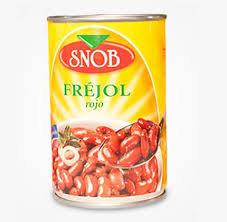 Frejol Rojo Snob