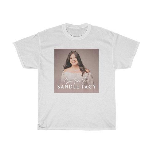 Sandee Facy - Still That Girl - Unisex Heavy Cotton Tee