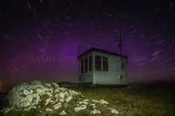 Star Trails + Northern Lights