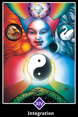 Osho Tarot Card Reading