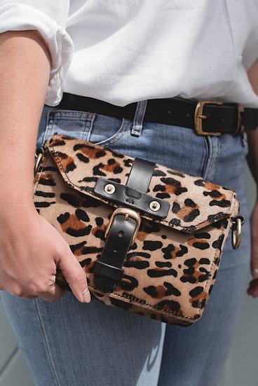 Leopard Print & Black
