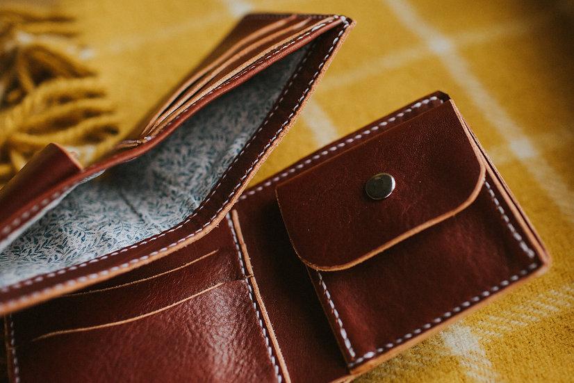 Walet ledr / Leather Wallet