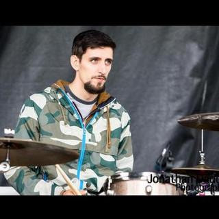 Cameron Morell - Drummer