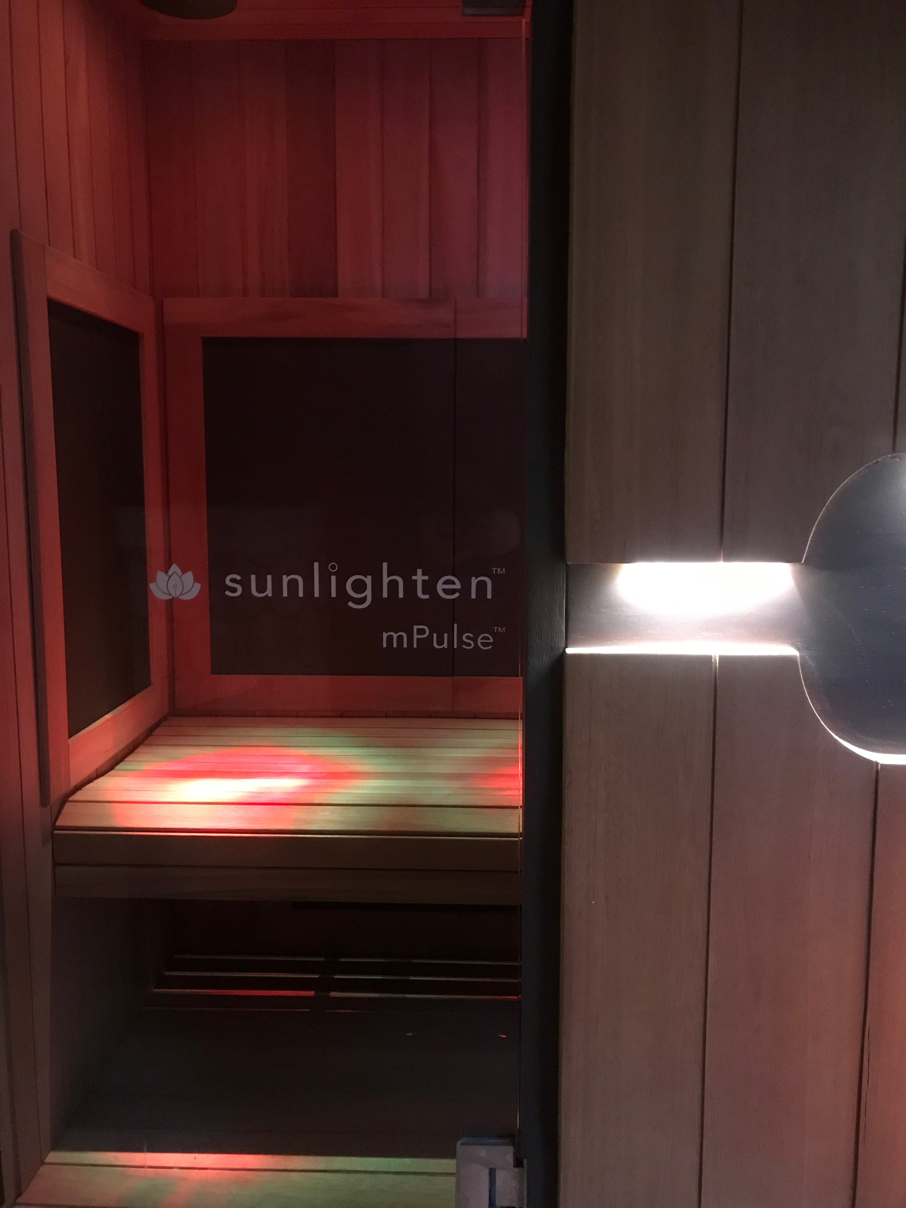 3 in 1 (full spectrum) Infrared Sauna