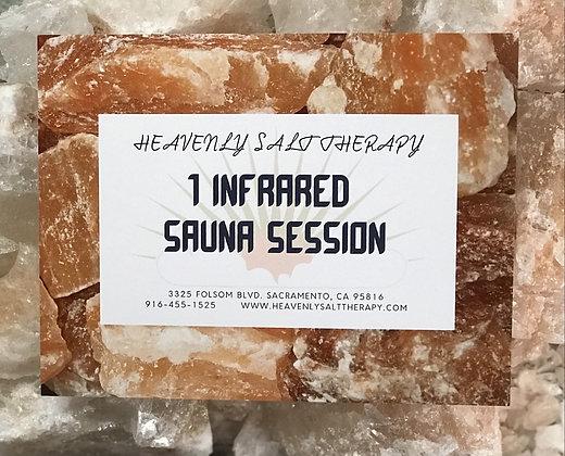 Gift Certificate - Infrared Sauna