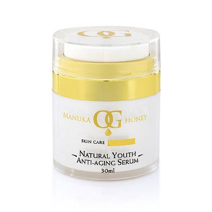 Natural Youth Anti-Aging Serum (30ml)