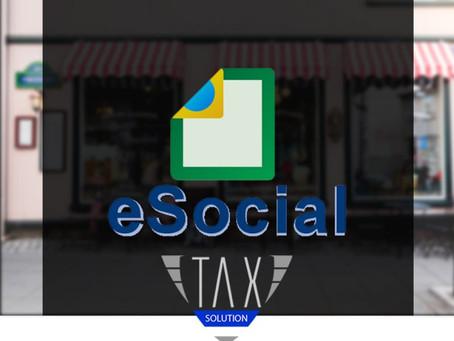 Novo cronograma do eSocial