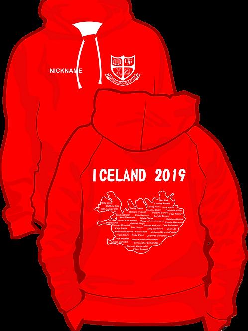 Holme Grange Iceland Trip 2019