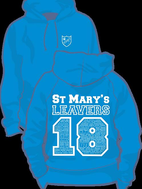 St Mary's Hoodie NO Nickname