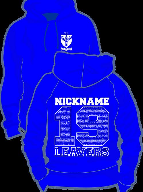 Forest School Leavers Hoodie 2019