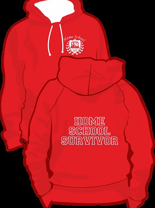 Homeschool Survivor Hoodie Inc P&P