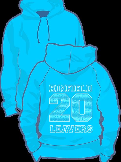 Binfield Leavers Hoodie