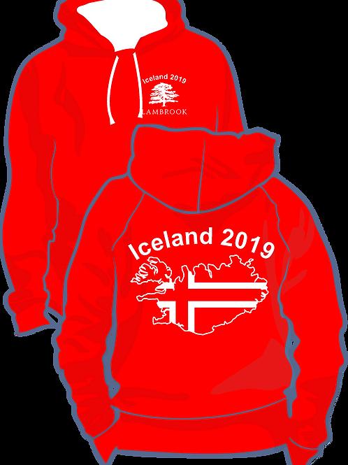 Lambrook Iceland 2019  Hoodie
