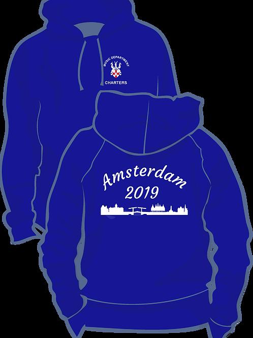 Charters Amsterdam Music Tour Hoodie