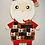 Thumbnail: Calendrier de l'avent Noël père Noël