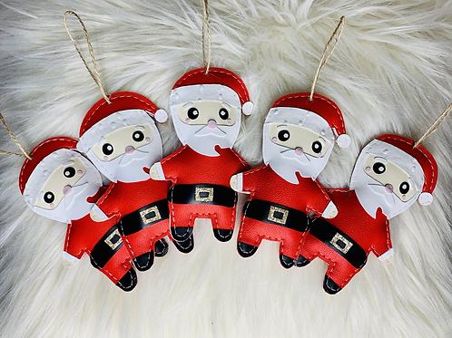 Decorations à suspendre Père Noël