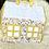 Thumbnail: Sac maison Jaune