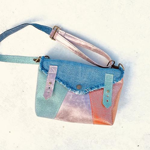 Petit sac en bandoulière coloré