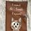 Thumbnail: Protège carnet de santé animaux  personnalisé