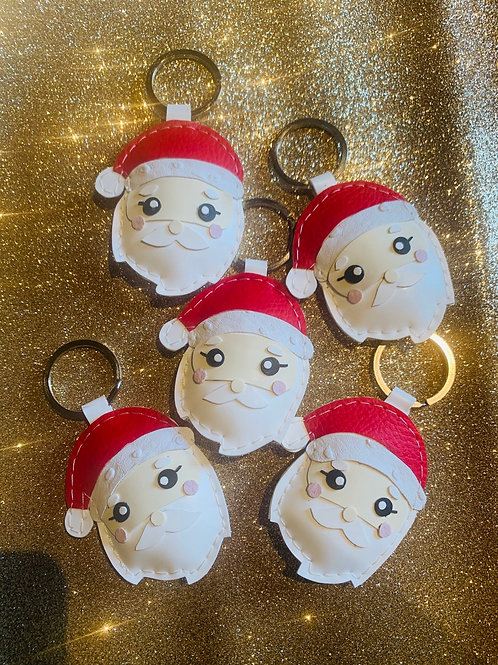 Porte clé père Noël