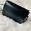 Thumbnail: Petit sac à bandoulière tricolore tons noirs