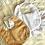 Thumbnail: Bavoir gaze de coton