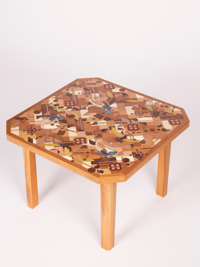 AMBOINA TABLE SMALL