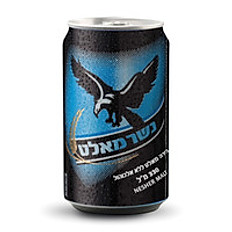 Non-Alcoholic Black Nesher Beer