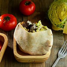 Kabab- Served in Pita