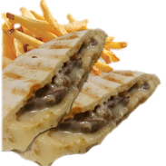 STEAK AND CHEESE $240