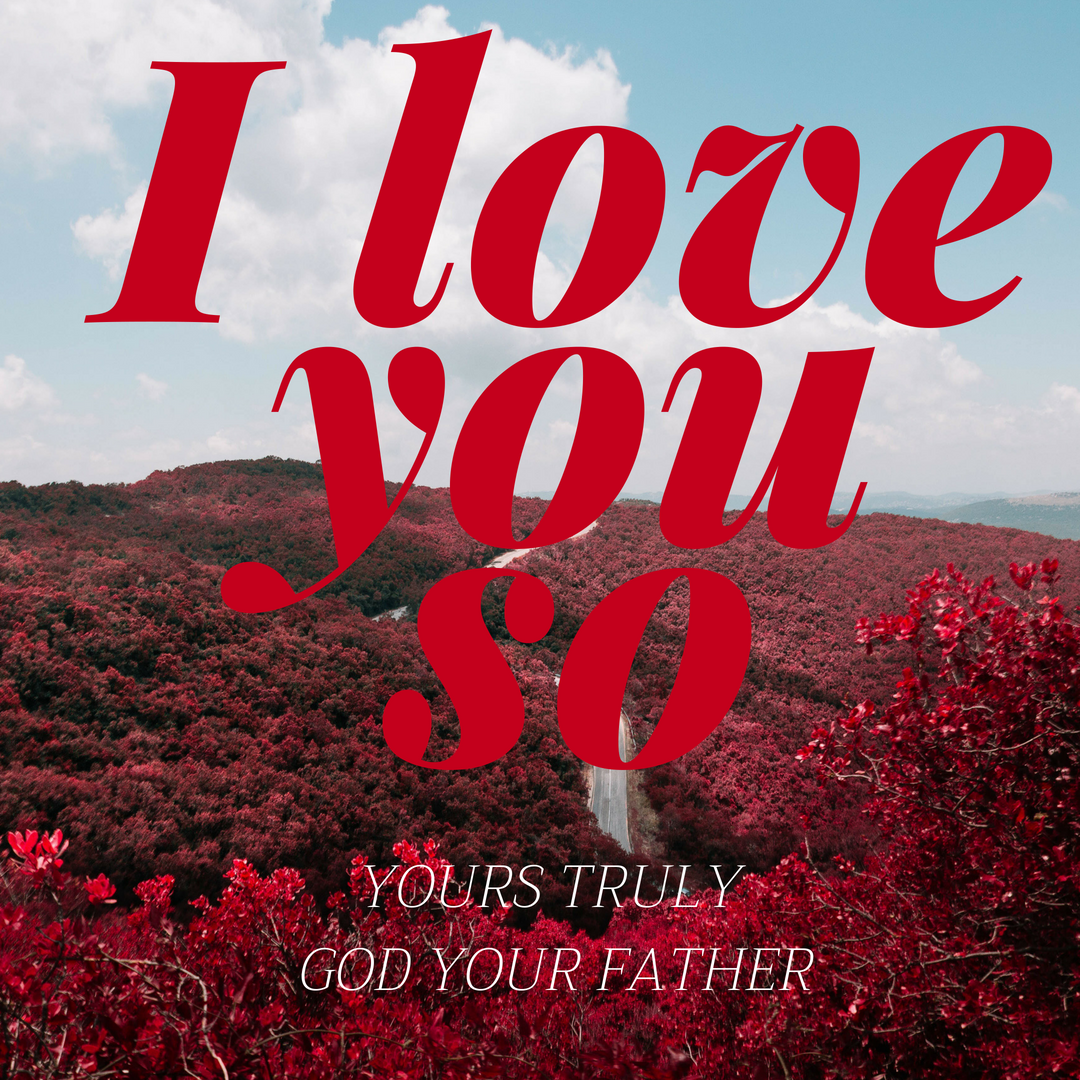 I loveyouso