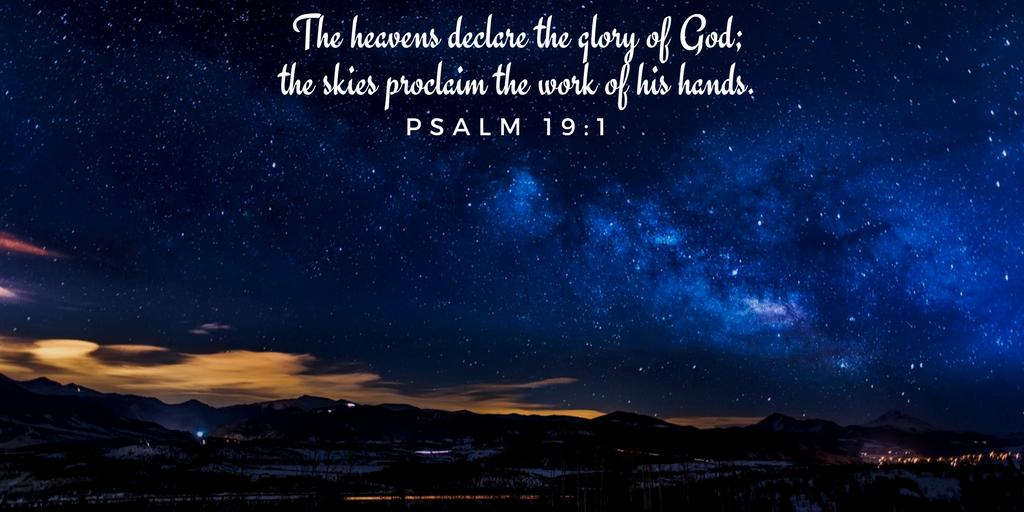 psalm 19_1 twitter