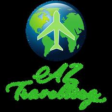 AZ Travelling Logo