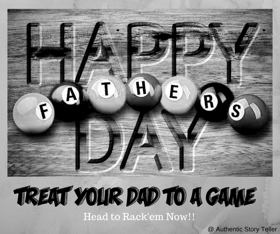 Treat Your Dad to a Game!