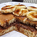 Pancake - Nutella and Banana