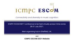 ICMPC-ESCOM 2021 Conference