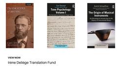Irène Deliège Translation Fund