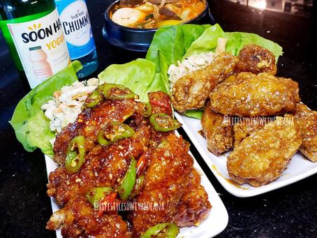 Deana's Korean Style Fried Chicken